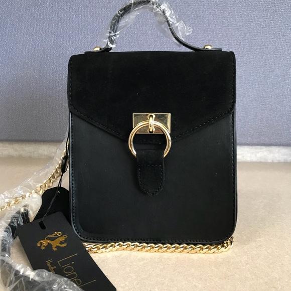 4198be5162e0 Lionel Handbags - Lionel Kiera Black crossbody bag